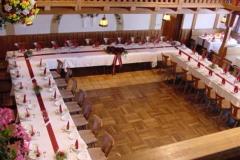 Saal,Landkreis Eichstätt, Titting, Kaldorf, Weißenburg, Greding, Ingolstadt, Altmühltall, Nieberler, Gasthaus zur Post, Hochzeit, Hochzeiten , platz für 250 Personen, Hochzeitssaal,